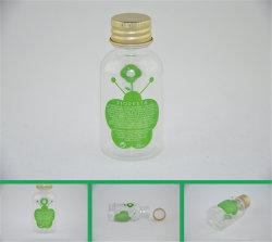 35ml het plastic Kosmetische Pakket van de Fles met Gouden Aluminium GLB