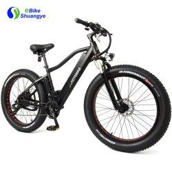 الإطار الدسم 26 بوصة 48 فولت 750 وات/1000 وات الدراجة الهوائية الجبلية الكهربائية للرجال القامة