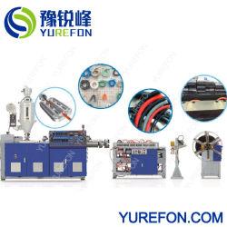 Plastik-pp. Belüftung-einzelne Wand-gewölbter Wäsche-Bassin-Rohr-Gefäß-Schlauch-Extruder, der Maschine herstellt