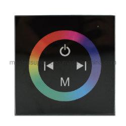 Светодиодная подсветка RGB сенсорная панель контроллера индикатор регулятора яркости освещения приборов для DC12V привели газа освещение