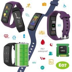 EKG/PPG Smart Armband Fitness-Armband Activity Sport Tracker E07