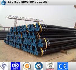 seamless包装氏または電流を通されるのERWの等級の炭素鋼の管水またはOil/APIのガス・パイプライン、建築構造のための上塗を施してある(の正方形円形)