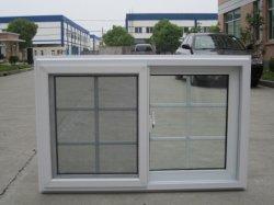 صنّع نافذة مفصلة PVC/UPVC المنزلقة مع سعر منخفض