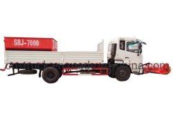مركبة إزالة الثلج من جرافة الثلج سعة 3 م 8 م3 للخدمة الشاقة بجودة جيدة في الصين