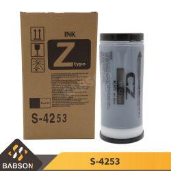 Venda Direta de fábrica OEM S-4253 Tinta para Riso Impressora