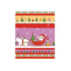 Квадратные скатерть на Рождество