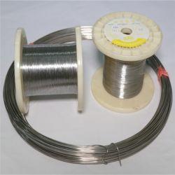 Cr20ni80 Nicr 8020 nicromio de aleación de cromo níquel cable cable de la resistencia de la resistencia calentadora