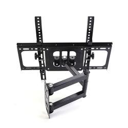 Montaje de pared para TV Slim 15-42 pulgadas LCD 3D LED TV de plasma super fuerte 88lbs de capacidad de peso