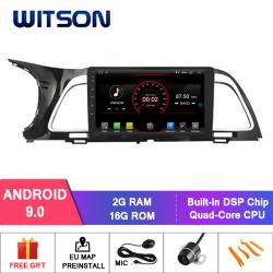 """Grande automobile DVD del Android 9.0 dello schermo di Witson 9 """" per KIA K4 2014"""