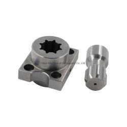 Structure mécanique matériau Prototype rapide Tournage CNC Milling partie