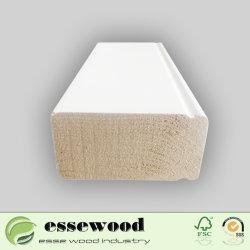 Ventana de madera con aparejo Decortive perfiles de obturador de la ventana de madera con aparejo interior de la componente componente obturación