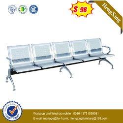 Banda de acero de aluminio del aeropuerto de muebles de la Iglesia espera de Hospital Público de la Presidencia (NS-PA29-5)