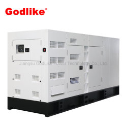 400kva Geluidsdichte Cummins-Dieselgenerator Beste Professionele Fabrikant