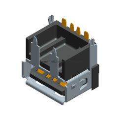 SIM-карты памяти SD разъем Mini USB пластмассовый разъем SMT гладильной доской к разъему на системной плате