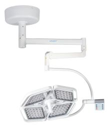 97 R9モードの調節された焦点の電気天井LED医学の軽い外科ランプ