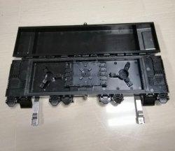 De gealigneerde ABS van de Kern van de Vezel van het Type Optische 24 Sluiting van de Las voor Openlucht Gehangen Antenne
