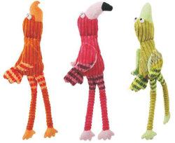 Interactive Squeaker Pet Bird Toy