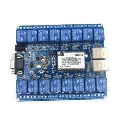 Control remoto del controlador de relé de la red inalámbrica con 16 canales SW16