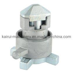 Roestvrij staal het van uitstekende kwaliteit CNC die van het Slot van de Draai Zand/het Afgietsel van de Precisie machinaal bewerken