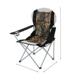 Faltbarer kampierender Stuhl-Freizeit-Stuhl-Strand-Luxuxstuhl