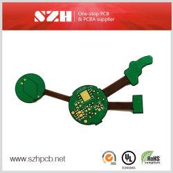 Шэньчжэнь жесткой Flex PCB производитель гибкой печатной платы с FR4 материала