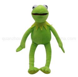 OEM Sesame Street Comit جميلة الضفدع Komi Doll الدمى وثيرة
