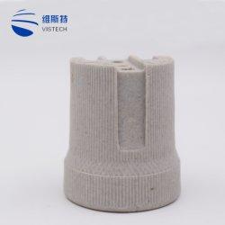 Lampen-Halter des Porzellan-E26 u. E27/keramischer Lampenhalter