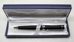 Tipo Clamshell Napa Imprimir cartão de Papel de embalagem Caixa de caneta