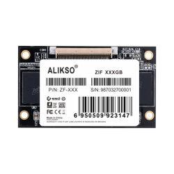 Hdtdk 32GB, 64GB SSD de 128 GB com metade do tamanho do módulo de encaixe ZIF/IDE CE 40pino de disco rígido interno para iPod Classic, iPod Video