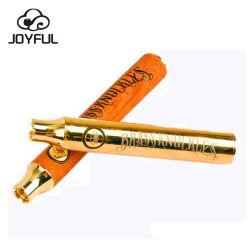 Cbd E cigarette Knuckles en laiton de la batterie batterie pour l'huile de la CDB/bobine épais 510 CBD Vape Pen batterie
