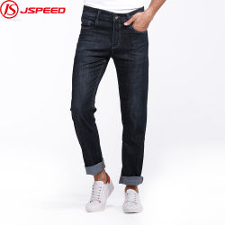 Medida de alta calidad al por mayor Jeans hombre pantalones de mezclilla para hombres