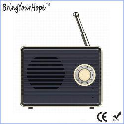 Forma de Radio Retro Mini altavoz Bluetooth (XH-PS-805)