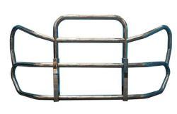 """3"""" tube en acier inoxydable grille de bouclier avant de barre de Bull Guard pour Volvo Vnl 2018+ Kit de support d'installation ne sont pas inclus, de stocks en Ca"""
