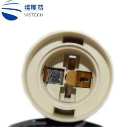 Unterschiedlicher Typ des Plastikbirnen-Halters des lampenhalter-E27