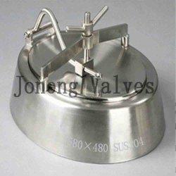 Oval de aço inoxidável para dentro de Inspeção sanitária (JO-ML1009)