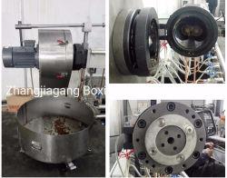 Китай Twin/двойной головкой экструдер для производства продуктов питания линии
