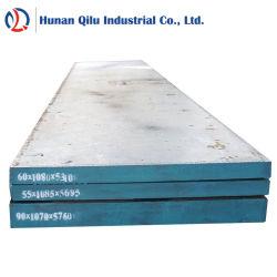 DIN 1.2312 AISI P20+S/P21 JIS Nak80 Alloy Tool Steel for قالب بلاستيكي