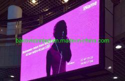 P3.91 P4.81 P5.95 P10 P16の高い明るさRGBのビデオ壁を広告するための屋外SMDの掲示板のLED表示