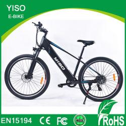 2020 27,5 28 500W pouces nouvelle mode batterie masqué Myatu/Yiso Cargo Cyclomoteur électrique E Cycle de montagne