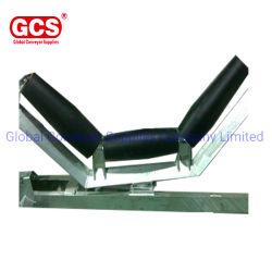 Convoyeur à courroie en acier de haute qualité et le support du rouleau de tendeur
