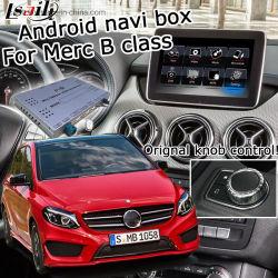 Sistema de navegación GPS Android Lsailt de Mercedes Benz Clase B Ntg 5.0 Video Audio Interface20 Yandex Carplay Waze Youtube Android opcional automático