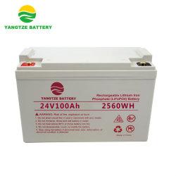 24V 100Ah BMS pour protéger le circuit du module batterie LiFePO4
