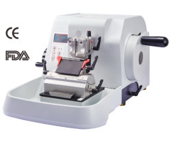 FDA CE-zertifiziertes Rotary Microtome