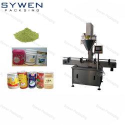 Automatische Gewürze/Sensoning/Soda-/Mehl-/Protein-Stangenbohrer-Einfüllstutzen-Puder-Füllmaschine