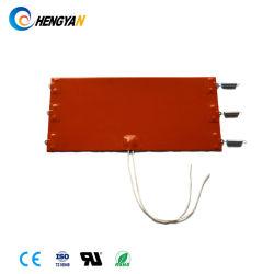 Calentador de caucho de silicona eléctrico 100W 220V para la comida caliente