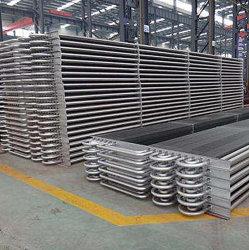 La caldaia della Cina parte i tubi d'acciaio dell'economizzatore del fornitore per lo stabilimento chimico