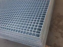 Alta qualidade de aço inoxidável gradeamento de chão / Tampa do orifício de esvaziamento
