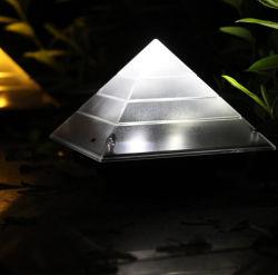 2020новый открытый IP65 сад газон похоронен под руководством солнечной энергии подземных лампа