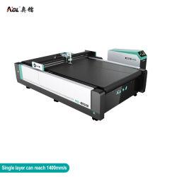 La Chine CNC couteau vibrant Textiles/marine/Marine-Canvas Cutter