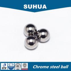 Miniatura de 2.778mm SUS304L de rodamiento de bolas de acero inoxidable